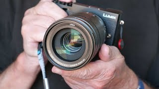 A Look At The Panasonic 50-200mm Panasonic Leica Zoom Lens For Micro Four Thirds Cameras