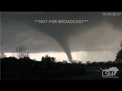 3-30-16 North Tulsa, OK Tornado and Damage
