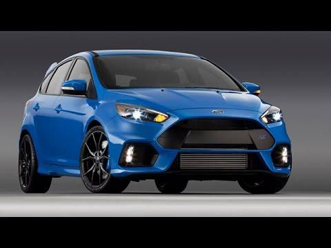 FOX Car Report - How important are fast cars for Ford? - YouTube