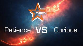 Patience vs. Curious [PvZ] - RO8 - Bo5 - DreamHack Open Valencia 2015