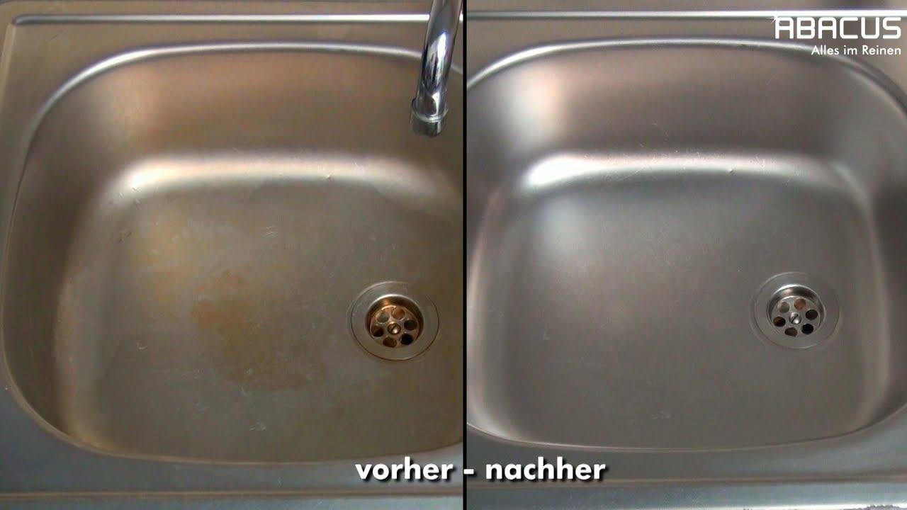 Edelstahl Spülbecken Reinigen | Das Macht Die Richtige Spüle Aus ...