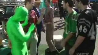 Its Always Sunny in Philadelphia - Green Man on Acid