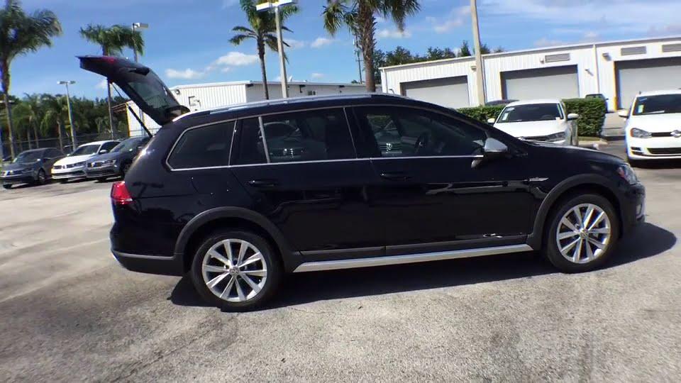 2017 Volkswagen Golf Sportwagen Alltrack Orlando Sanford Kissimme Clermont Winter Park Fl 17151 You