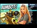 1v1 AIMBOT TRICKSHOT TROLLING ON BLACK OPS 2! (GIRL VOICE TROLLING!) Bo2 Trickshotting
