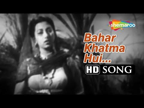 Bahar Khatam Hui   Dard (1947) Munawar Sultana   Shyam Kumar   Suraiya   Sad Hindi Classics Songs