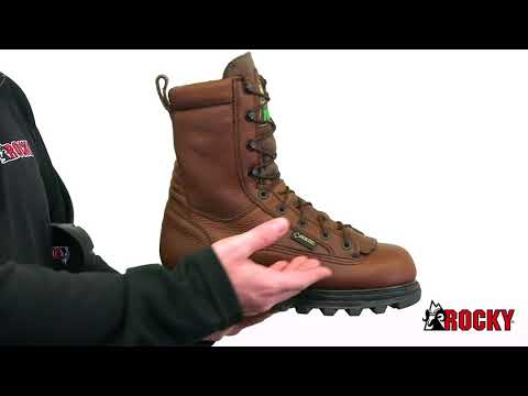 Rocky Bearclaw 3D Waterproof Insulated Outdoor Boot Style# - FQ0009234
