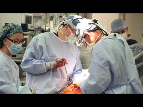 Lung Transplant Surgery