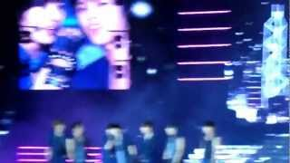 [fancam] 120623 Music Bank in HK  (1)infinite-訪問(poyan).MP4