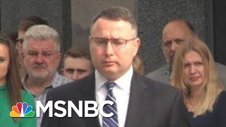 FOX News Goes After WH Aide Who Heard Trump Call Before He Testifies | The 11th Hour | MSNBC