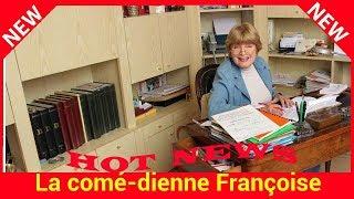 La comédienne Françoise Dorin est décédée, elle avait 89 ans