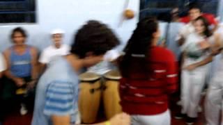 Samba de roda P. Banana. M.ado. M.lua rasta