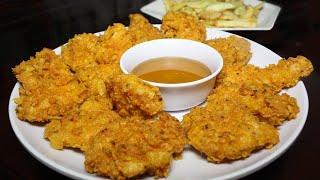 Pollo con Doritos   Crujiente y Delicioso!