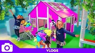 DECORACION PARA NUESTRA CASA!!  -vlogs Las Ratitas- SaneuB thumbnail