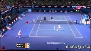 テニス全豪オープンテニス2014 ダブルス決勝 HD