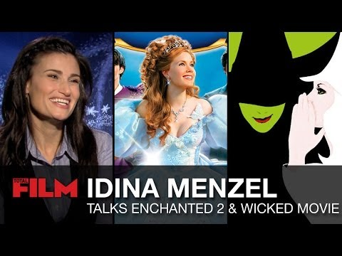 idina menzel enchanted animated - photo #18