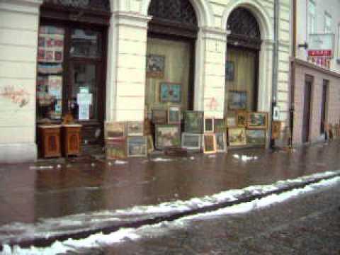 Ljubljana Antiques Market 2002