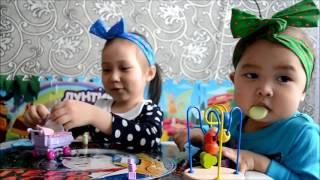Интерактивный хомячок — малыш в наборе с аксессуарами