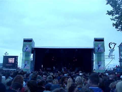 "Ziggi ""Black Magic Woman"" @ Bevrijdingsfestival Vlissingen 2009"