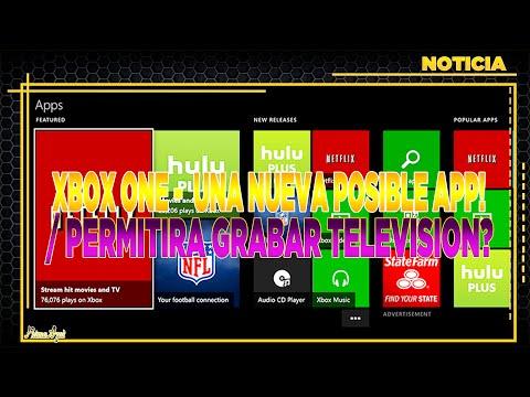 XBOX ONE - PERMITIRA GRABAR PROGRAMAS DE TELEVISION CON SU DVR?