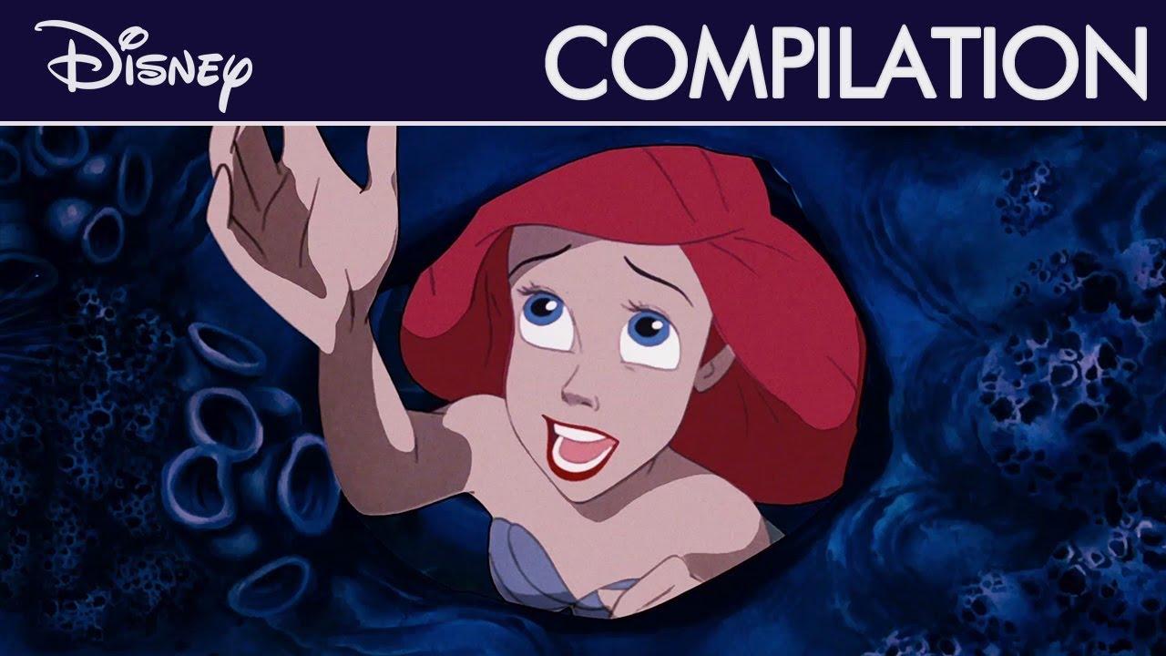 La Petite Sirène - Toutes les chansons du film ! | Disney