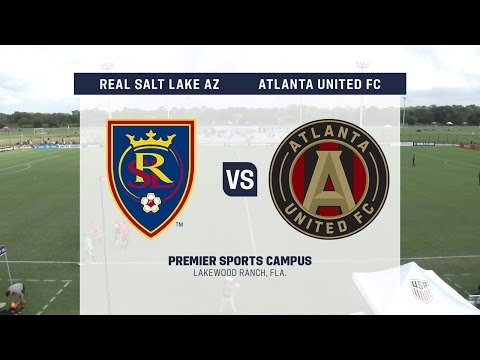 Development Academy Showcase: U-15/16 Real Salt Lake AZ vs. Atlanta United FC