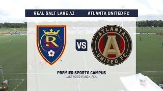 Development Academy Showcase: U-15/16 Real Salt Lake AZ vs. Atlanta United FC