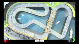 PixelJunk Racers Tournament Mode Ep.2