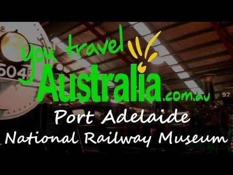 Port Adelaide - National Railway Museum - South Australia - You Travel Australia