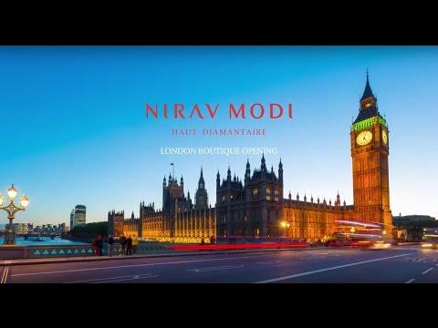The London Boutique Opening   NIRAV MODI