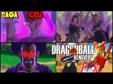 Dragon Ball Xenoverse Saga Cell