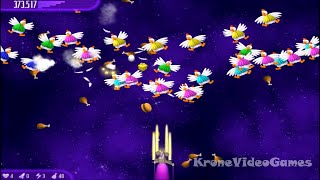 Chicken Invaders 4: Ultimate Omelette Gameplay (PC/HD)