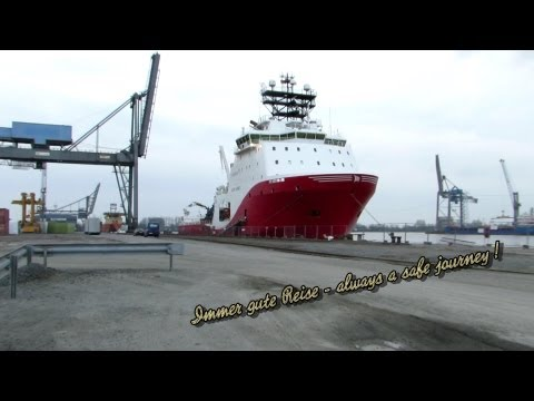 Siem Garnet - IMO 9442421 - Emden