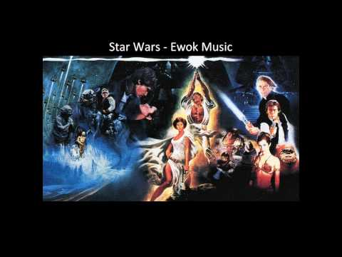 Star Wars Ewok Music