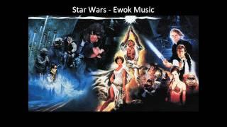 Star Wars Ewok Music