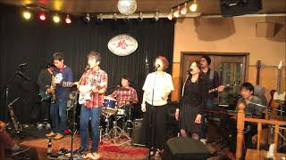 2017/12/09 Saturday Night Live at Cook House 椿 久しぶりの新レパー...