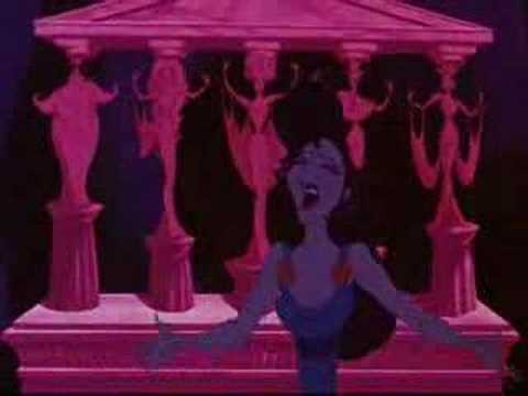 I Won't Say I'm In Love - Hercules - Walt Disney