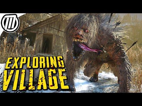 RESIDENT EVIL VILLAGE: Dangerous Open World | RTX PC Gamepla