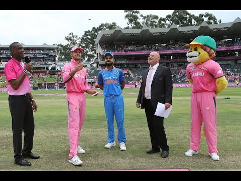 Pink ODI: South Africa celebrate special day vs India at Wanderers