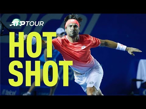 Hot Shot: A 42-Ball Rally? Ferrer Wins Marathon Point At Acapulco 2019