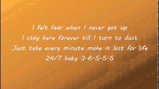 The Script - The Energy Never Dies (Lyrics) (HD) (New Song 2014)