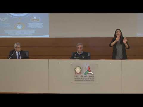 Conferenza stampa 10 aprile 2020 ore 18.00 – Coronavirus