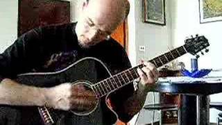 POSSUM GOES TO PRAGUE-BLACKMORE (ACOUSTIC GUITAR)