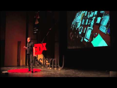 Culture Exchange Creates Social Change: Andrew Lewis at TEDxWesternU