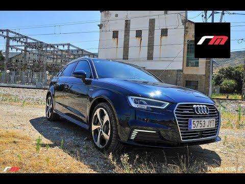 Audi A3 e-tron 2017 - Prueba revistadelmotor.es