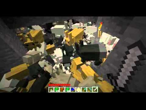 Minecraft Mo Creratures Mod Bunny Hell Youtube
