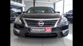 Автопарк Nissan Altima 2012 года (код товара 21918)