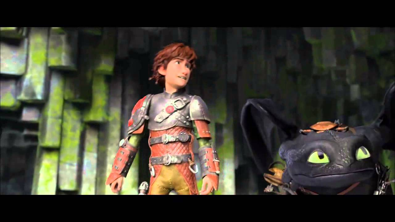 How To Train Your Dragon 2  Hiccup Questions Valka Clip