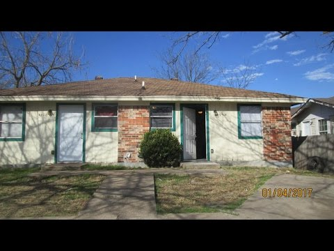 Duplexes for Rent in Fort Worth 2BR/1BA by Property Management in Fort Worth Texas