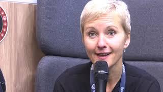 Engagement durch Datenverarbeitung: Silvia Buermann von AppAnnie