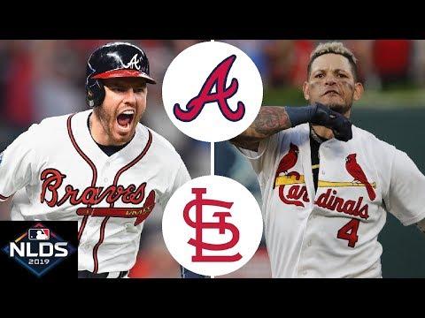 Atlanta Braves Vs. St. Louis Cardinals Highlights | NLDS Game 4 (2019)